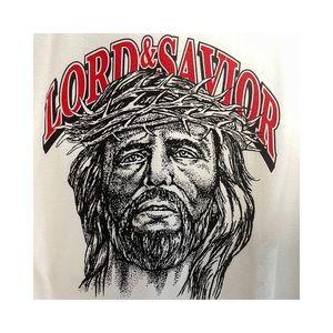 Hanes Beefy Unisex 100% Cotton Christian T-shirt